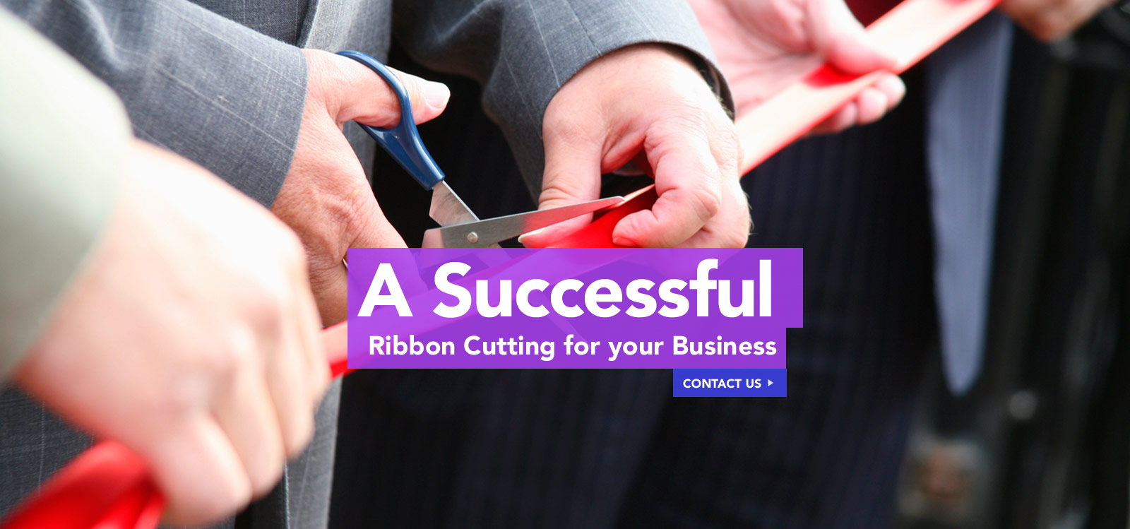 A Successful Ribbon Cutting for your Business