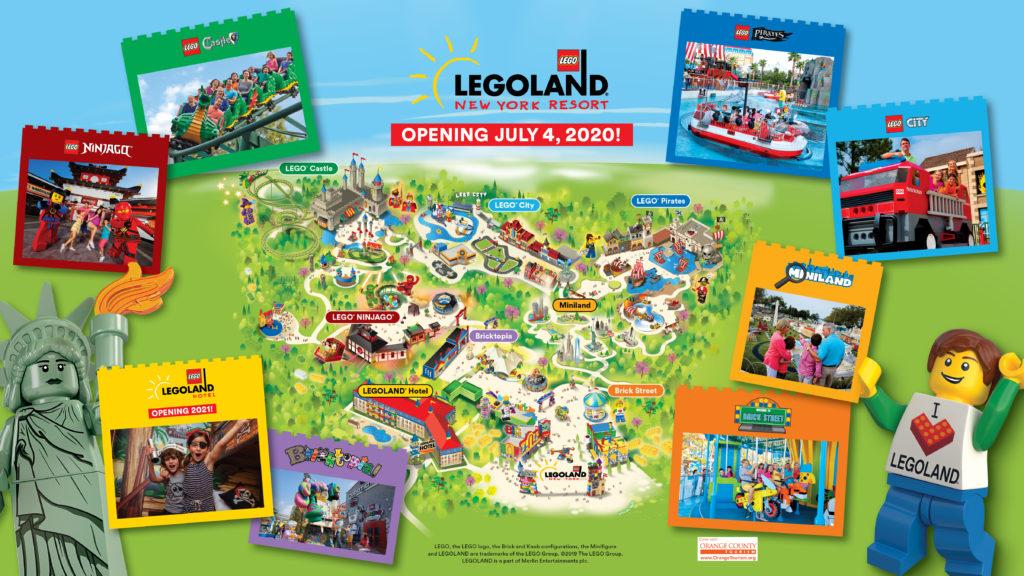 LEGOLAND New York Resort Announces It's Opening on July 4 ...