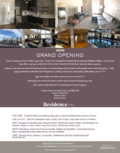 Residence Inn by Marriott Grand Opening in Middletown, NY in Orange County