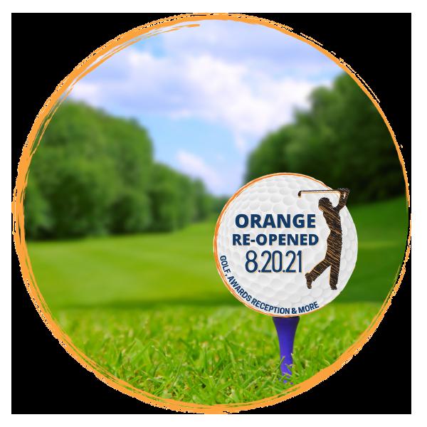 Orange County Re-Opened Golf Tournament